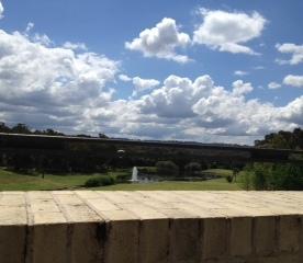 Fountain @ Macquarie Uni Park