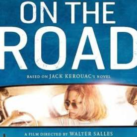 "Poster of the movie ""On the road"""