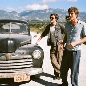 """On the Road"", a scene from the movie. Source: http://bit.ly/OSiqPZ"