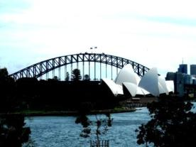 Sydney Opera House e Bridge