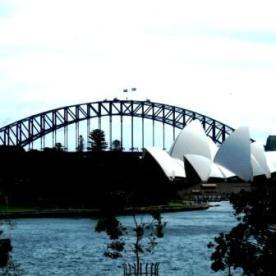 Sydney Opera House e Bridge
