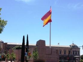 Bandera espanola