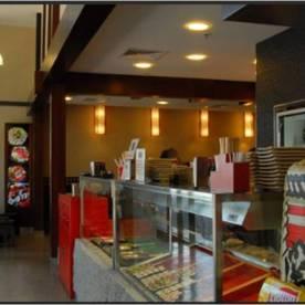 Shuji sushi Shop Docklands