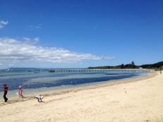 Sorrento Beach at Sorrento, Mornington Peninsula