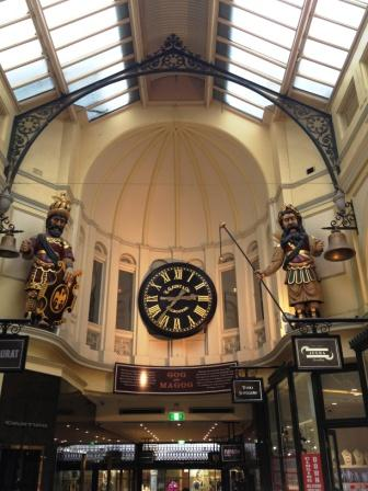 Little Collins St Galleria, Melbourne CBD