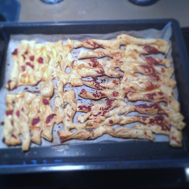 Home-made Salatini