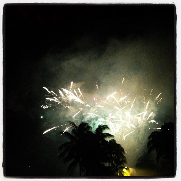 Happy New 2013 from Port Douglas, QLD, Australia :)