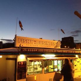 Fishy Business Hobart