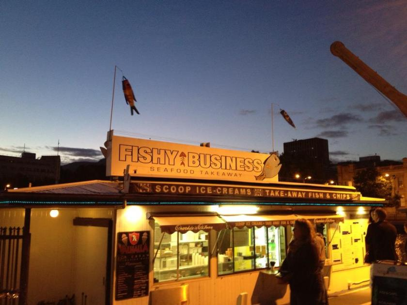 Fishy Business Hobart