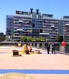 Sand Sculptures in the Docklands, Melbourne