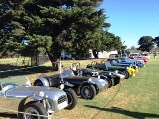 Cars at Australian Grand Prix 2013, Albert Park
