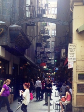 Centre Place, Melbourne Lane