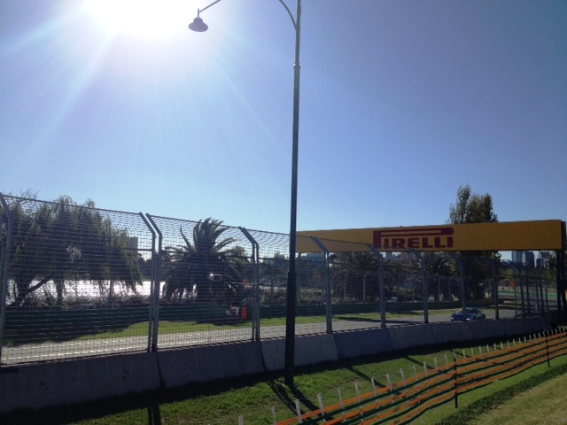 Circuit Pirelli at Australian Grand Prix 2013, Albert Park