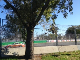 V8 at Australian Grand Prix 2013, Albert Park