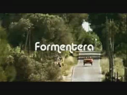 """Dallo spot pubblicitario di Estrella Damm, """"Mediterraneamente"""", Formentera 2009"""