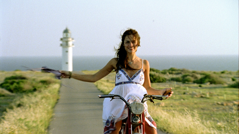"From the TV spot ""Mediterraneamente"", Formentera 2009, by Estrella Damm"