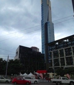 Dutch Market below the Eureka Tower