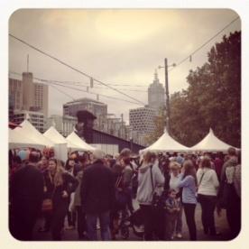 Dutch Market in Melbourne