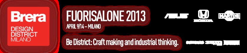 FuoriSalone Brera 2013