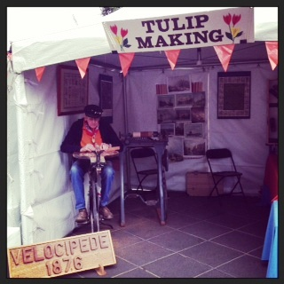 Tulip Making - Velocipede