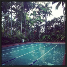 Lap Pool @ Shreaton Mirage Golf Club, Port Douglas