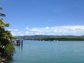 View on Port Douglas bay