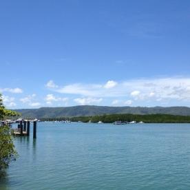 View on Port Douglas bay