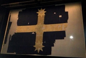 Eureka Flag @ MADE Museum, Ballarat