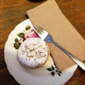 Kinkfolk - Walnut, Maple and Bourbon mini tart