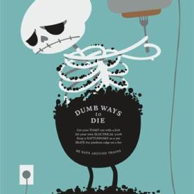 Dumb Ways to Die - Toaster