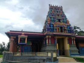 Hindu Temple in Nadi, Fiji