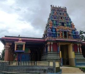 Hindu Temple in Nadi, Fiji
