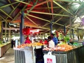 Nadi Market