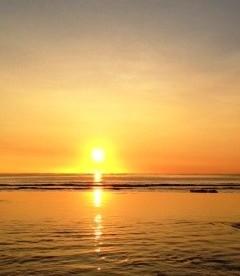 Sunset @ Natadola Beach