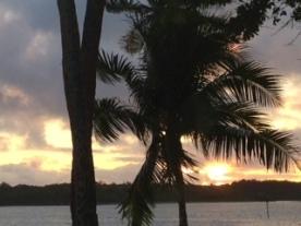 Sunset @ Shangri La, Yanuca Island
