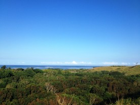 View from Sigatoka Sand Dunes