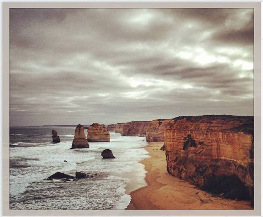 12 Apostles @ The Great Ocean Road