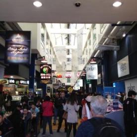 Inside the Sydney Fish Market
