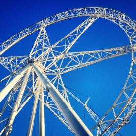 Docklands wheel