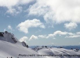 """""""Kiwi"""" Mountains, New Zealand"""