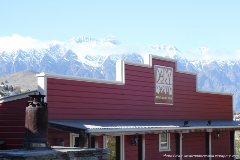 The Dairy Hotel Queenstown