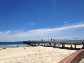 Glenelg Beach, South Australia (Photo Credit: lavaleandherworld.wordpress.com)
