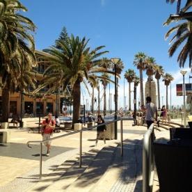 Glenelg Promenade, South Australia (Photo Credit: lavaleandherworld.wordpress.com)