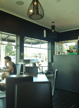 View of the Sabai Cafe', outside Glenelg (Photocredit: lavaleandherworld.wordpress.com)