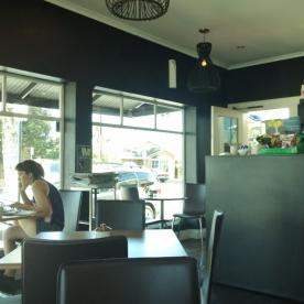 View of the Sabai Cafe', outside Glenelg (Photocredit: lavaleandherworld.wordpress.com)