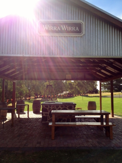 Wirra Wirra Estate, McLaren Vale, SA (Photocredit: lavaleandherworld.wordpress.com)