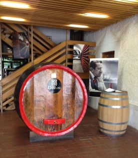 Penfolds winery, Barossa Valley (Photo credit: lavaleandherworld.wordpress.com)
