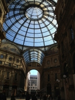 Galleria Vittorio Emanuele, Milan (Photo credit: lavaleandherworld.wordpress.com)