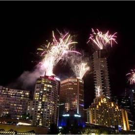 Happy New Year from Melbourne (source: The Age)