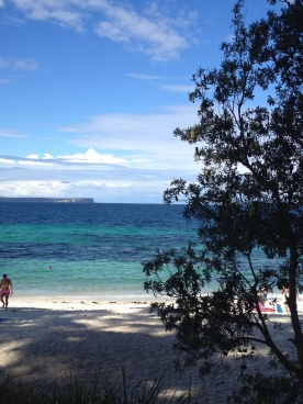 Hyam Beach, Jervis Bay, NSw March 14 (Photo Credit: lavaleandherworld.wordpress.com)